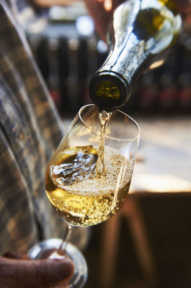 Vin nature d'anjou – Cépage Chenin