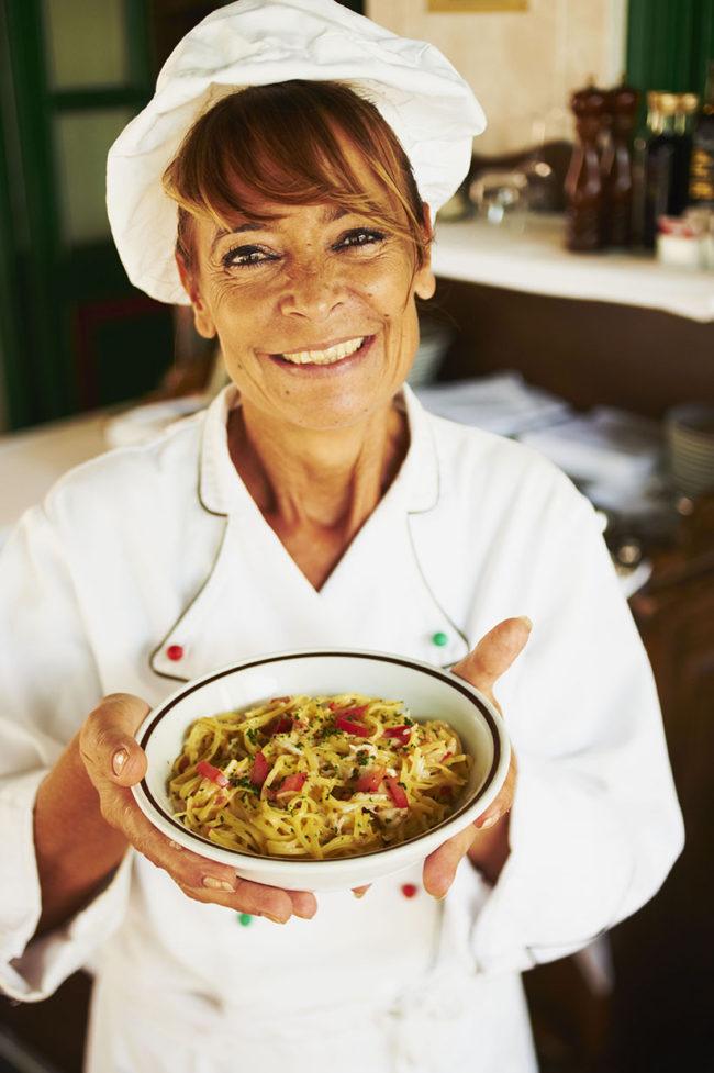 Gastronomie de la lagune de Venise